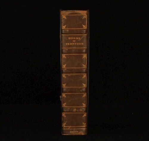 1917 Poems by Alfred Lord TENNYSON Oxford University