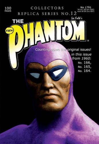 Phantom 1791  Frew Comic 2017 100 pages NEW UNREAD Collector Series 12