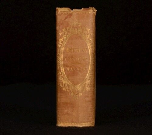 1846 Historical Parallels From Original Historians By J H Malkin Illustrated