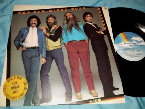 The Oak Ridge Boys, DELIVER, 12-inch Vinyl LP, 33 rpm, Made in USA