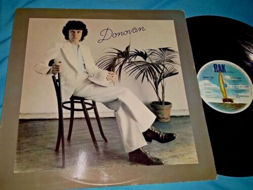 Donovan, DONOVAN, 12-inch Vinyl LP Record, 33 rpm, Made in Great Britain