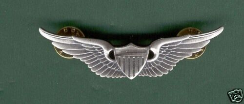 ARMY AVIATOR BADGE WING full size