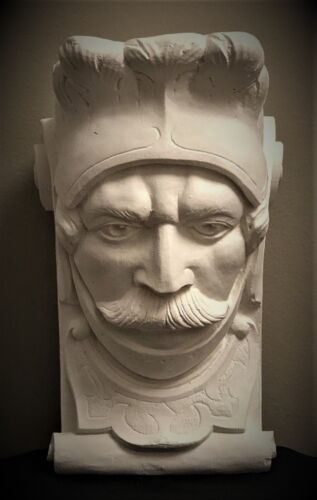 SOLDIER WALL CORBEL BRACKET SHELF ARCHITECTURAL ACCENT HOME DECOR
