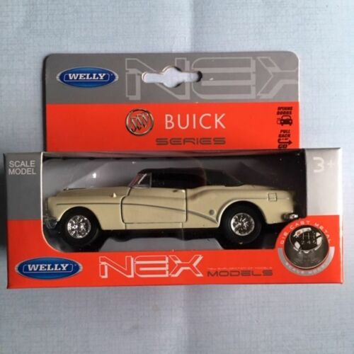 voiture welly buick