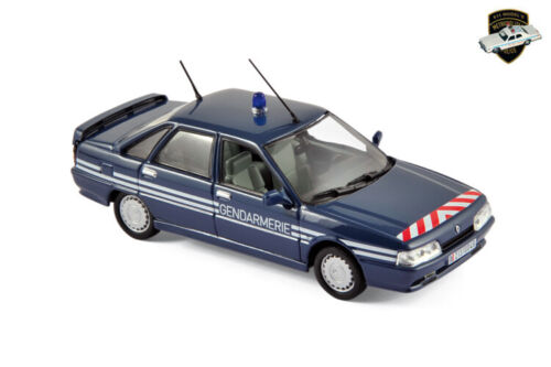 RENAULT 21 TURBO 1989 - Voiture gendarmerie nationale France - 1/43 NOREV 512116