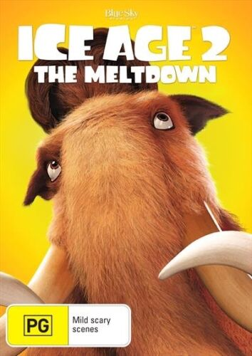 ICE AGE 2: The Meltdown: NEW DVD