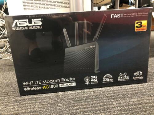 Asus Wifi  Modem Router - NEW