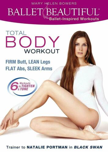 Ballet Beautiful Total Body Workout (Mary Helen Bowers) New Region 2 DVD