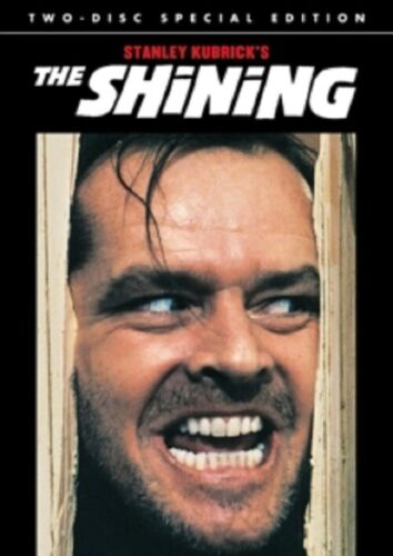 The Shining (Jack Nicholson, Shelley Duvall) Special Edition New Region 2 DVD
