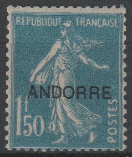 ANDORRE FRANCAIS STAMP TIMBRE N° 13