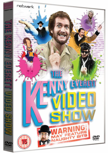 The Kenny Everett Video Show Complete Collection Stewart Bowie Turner New R2 DVD