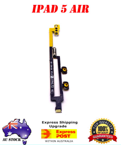 OEM iPad 5 Air 1 Power Volume Button On Switch Flex Cable Mute Replacement