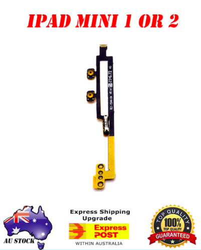 OEM iPad Mini 1 / 2 Power Volume Button On Switch Flex Cable Mute Replacement