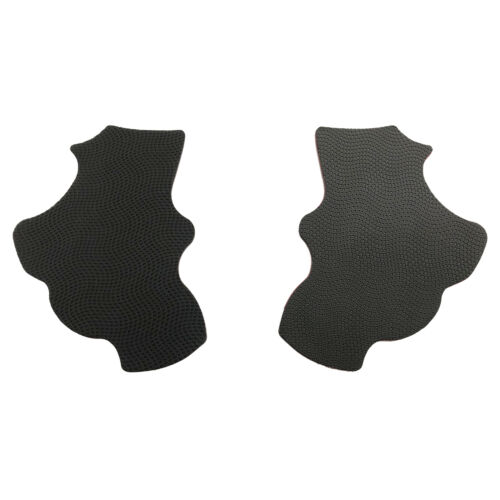Handle grips for PS4 Sony controllers rubber non slip stick on - black   ZedLabz