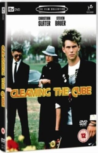 Gleaming the Cube (Christian Slater, Steven Bauer, Ed Lauter) New Region 2 DVD