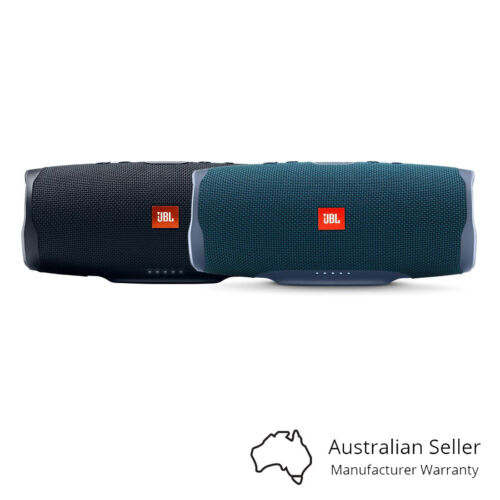 JBL Charge 4 Portable Bluetooth Speaker With Power Bank - [Au Stock]
