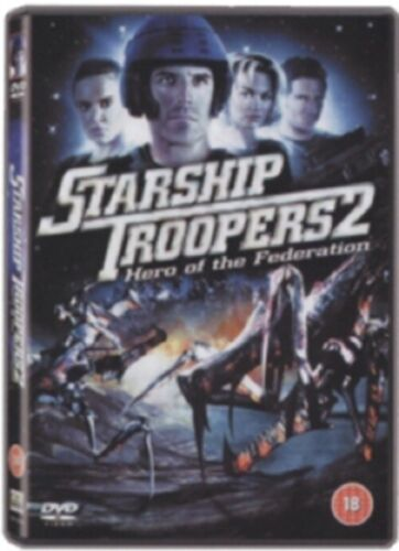 Starship Troopers 2 Hero of the Federation (Richard Burgi)Two New Region 4 DVD