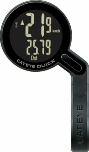 CatEye Quick (CC-RS100w) Wireless Out Front Bike Computer