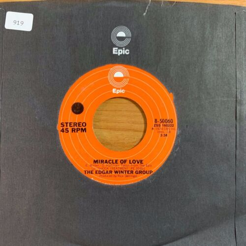 "Edgar Winter Group - Someone Take My Heart Away // 7"" - 1.US-Pressing 1974 - TOP"