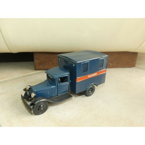 CAMION FORD AA GAZ POLICE RUSSE PRISON VAN 1:43