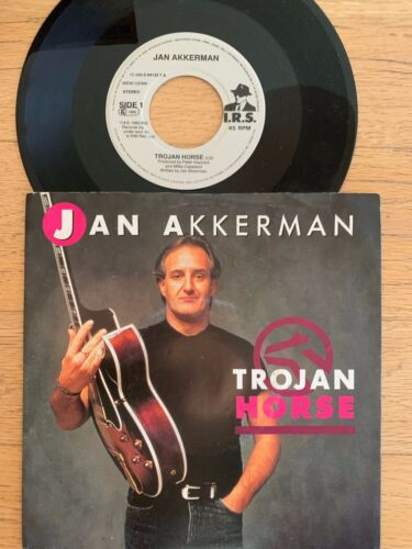 "Jan Akkerman - Trojan Horse // 7"" - 1.EU-Pressing 1990 - Very good cond."