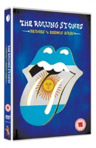 The Rolling Stones Bridges to Buenos Aires New DVD
