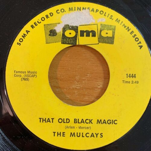 "Mulcays - Tumbling Tumbleweeds // 7"" - 1. US-Pressing 1965 - Very good condition"