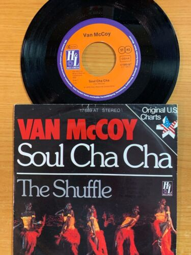 "Van McCoy - Soul Cha Cha // 7"" - 1.German-Pressing 1976"