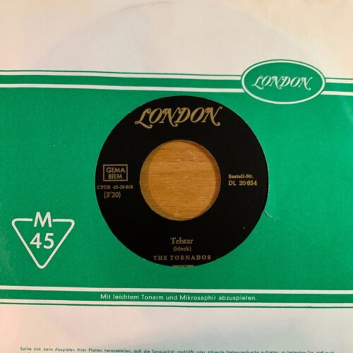 "The Tornados - Telstar // 7"" - 1.German-Pressing 1962"