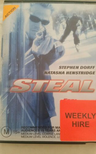 Steal (DVD, 2004)