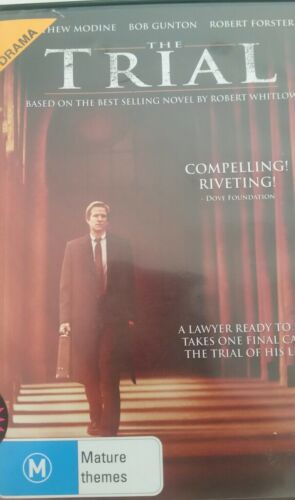 The Trial (DVD, 2011)