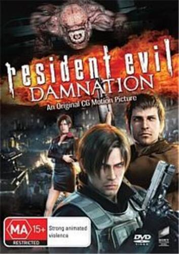 Resident Evil: DAMNATION : NEW DVD