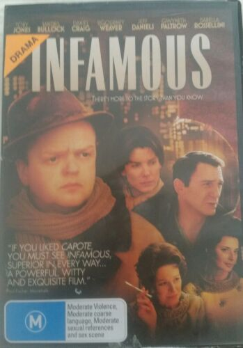 Infamous (DVD 2007)