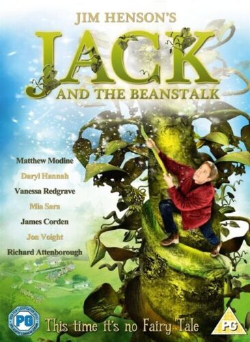 Jack and the Beanstalk The Real Story (Matthew Modine) & New Region 2 DVD