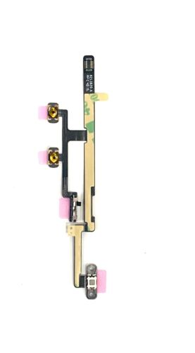OEM iPad 5 Power Volume Button On Switch Flex Cable Mute Replacement