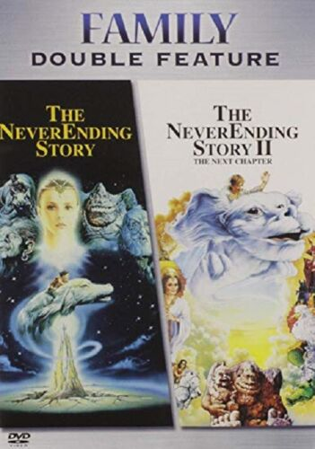 The Neverending Story 1 and  2 (Gerald Mcraney, Patricia Hayes) One Two DVD