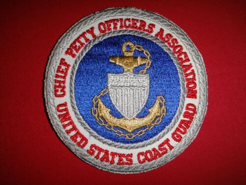 US Coast Guard CHIEF PETTY OFFICERS ASSOCIATION PatchCoast Guard - 66530
