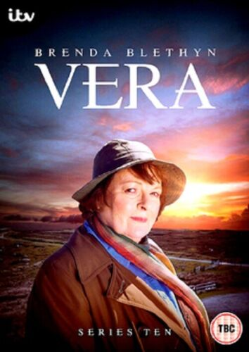 Vera Season 10 Series Ten Tenth (Brenda Blethyn) Region 4 IN STOCK NOW DVD