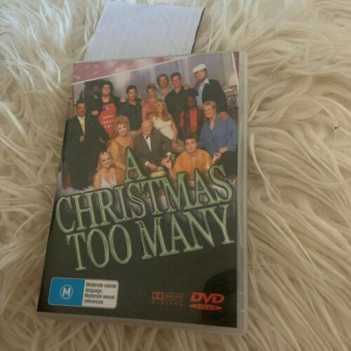 MICKEY ROONEY. A CHRISTMAS TOO MANY DVD. ALL REGIONS