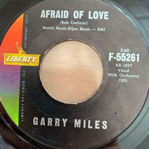 """Garry Miles - Look For A Star // 7"""" - 1. US-Pressing 1960"""