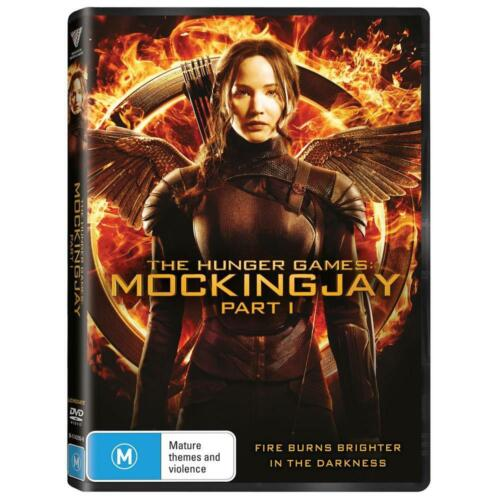 The Hunger Games 3: MOCKINGJAY Part 1 : NEW DVD