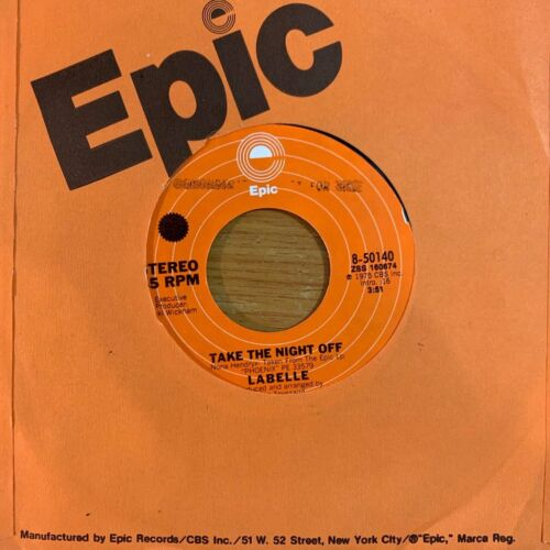 """LaBelle - Messin' With My Mind // 7"""" - 1. US-Pressing 1975 - TOP"""