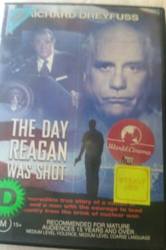 The Day Reagan Was Shot (DVD 2002)