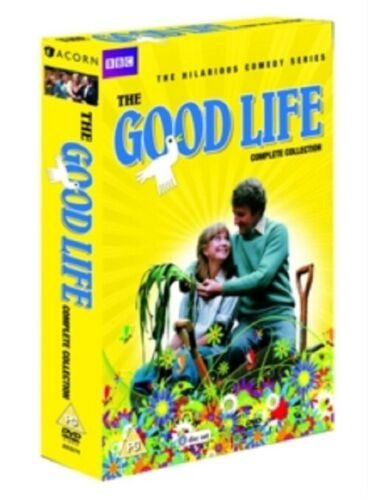 The Good Life Series 1 2 3 4 Season The Complete Collection  New DVD