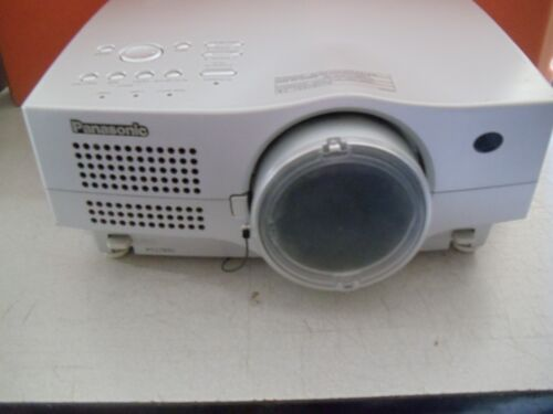 Panasonic LCD Projector, PT-L780U, Made in Japan