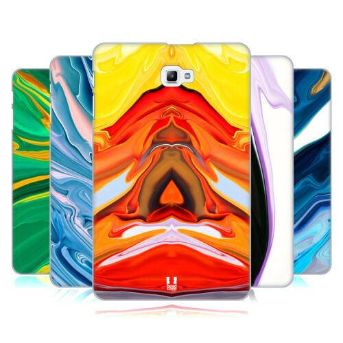 HEAD CASE DESIGNS COLOURFUL AGATES HARD BACK CASE FOR SAMSUNG TABLETS 1