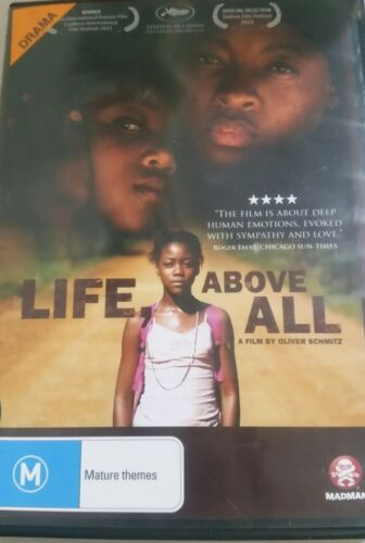 A Lifebove All (DVD, 2012)