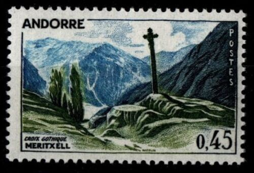 ANDORRE : Paysage n°162, Neuf ** = Cote 28 € / Lot Timbre +/- DOM TOM