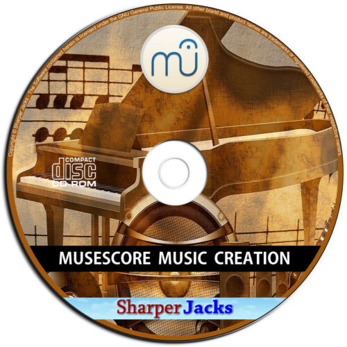 NEW! Music Composition Notation Multi-Track Audio Editor, Recorder Program Linux