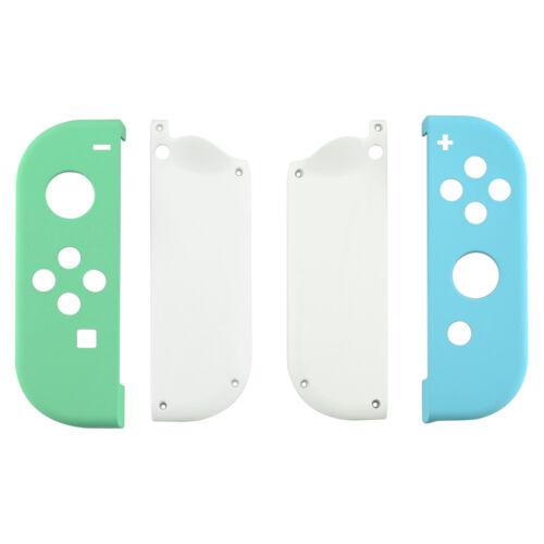 Housing shell Nintendo Switch Joy-Con controller Animal Crossing style | ZedLabz